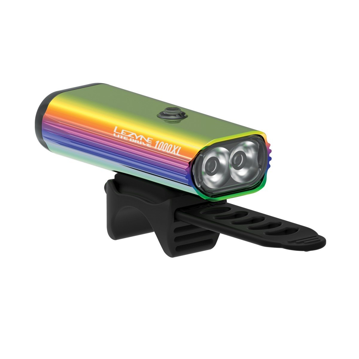 EAN-code: 4710582543098 Brand: LEZYNE Product: KOPLAMP LITE DRIVE 1000 LUMEN NEO METALLIC (Part-No: 1-LED-16-V230) at cycleXperience.nl
