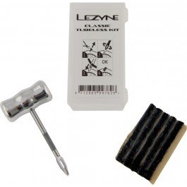 EAN-code: 4712805997626 Brand: LEZYNE Product: CLASSIC TUBELESS KIT (Part-No: 1-PK-CTBLS-V106) at cycleXperience.nl
