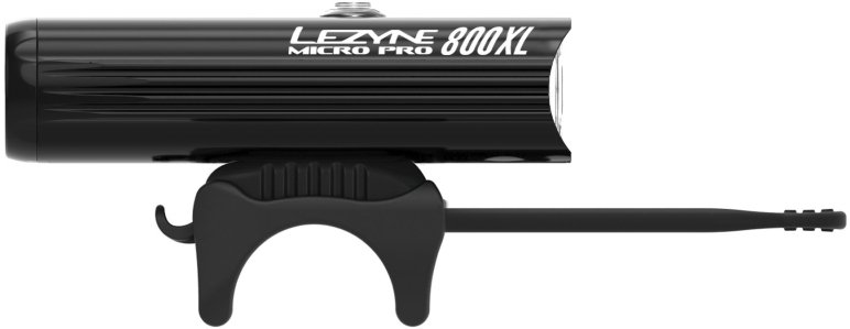 EAN-code: 4712806002350 Brand: LEZYNE Product: KOPLAMP MICRO DRIVE PRO 800 LUMEN ZWART (Part-No: 1-LED-25F-V204) at cycleXperience.nl