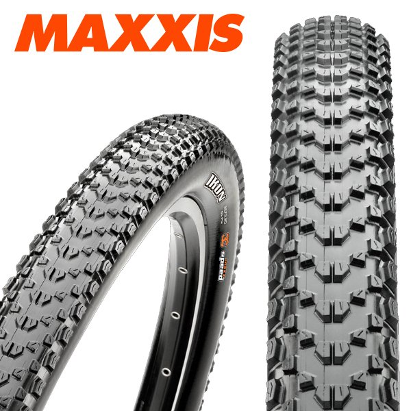 EAN-code: 4717784026763 Brand: MAXXIS Product: BUITENBAND MTB 29X2.35 IKON 3C EXO TLR 120TPI ZWART (Part-No: 715280) at cycleXperience.nl