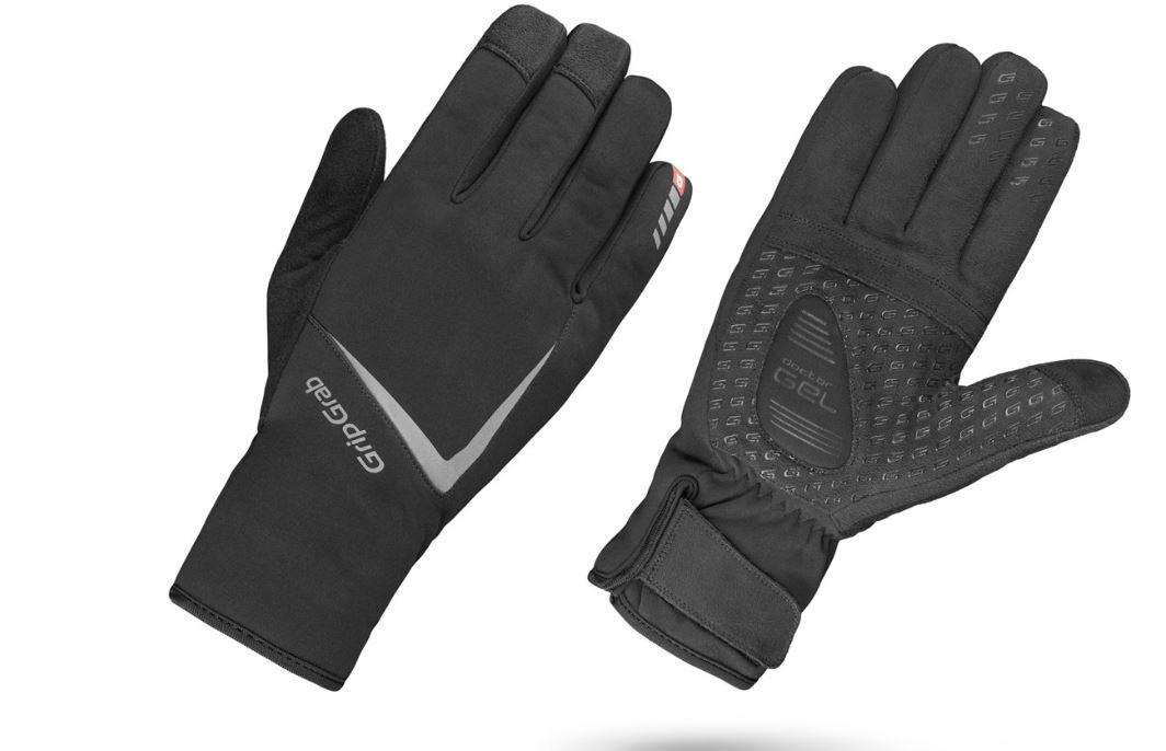 EAN-code: 5708486002833 Brand: GRIPGRAB Product: HANDSCHOENEN MAAT S OPTIMUS WATERPROOF WINTER ZWART (Part-No: 106001014) at cycleXperience.nl