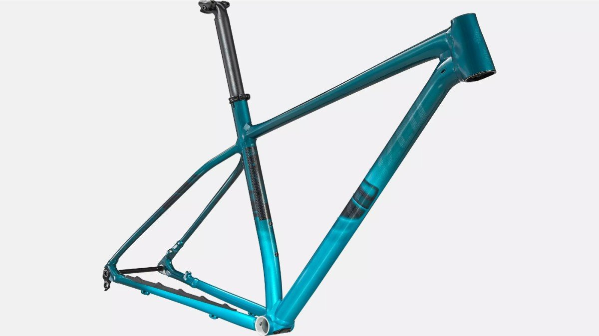 EAN-code: 71721-7303 Product: SPECIALIZED CHISEL LTD FRAMESET, WATER (Part-No: 71721-7303) at cycleXperience.nl