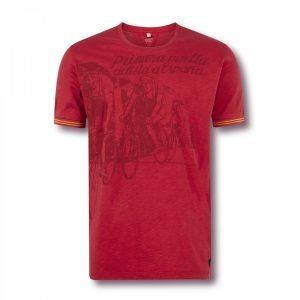 EAN-code: 7445935796797 Brand: LE PATRON Product: T-SHIRT PRIMERA VUELTA MAAT M (Part-No: 30142-M) at cycleXperience.nl