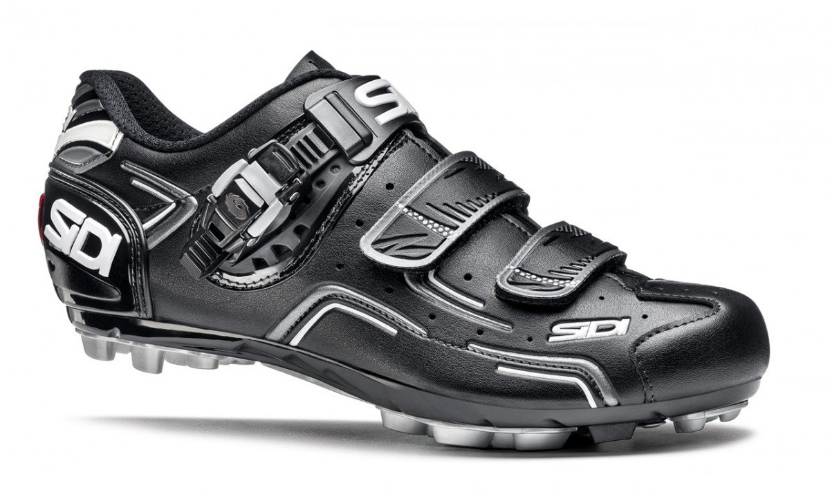 EAN-code: 8017732006363 Brand: SIDI Product: SCHOENEN MTB MAAT 42 BUVEL ZWART (Part-No: MCBUVEL-NENE-42) at cycleXperience.nl