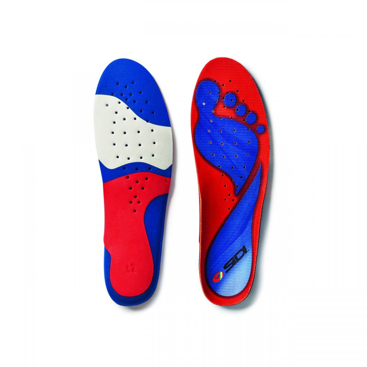EAN-code: 8017732477347 Brand: SIDI Product: MEMORY INSOLE MAAT 45 (Part-No: MRSOMEMORY-ROBL-45) at cycleXperience.nl