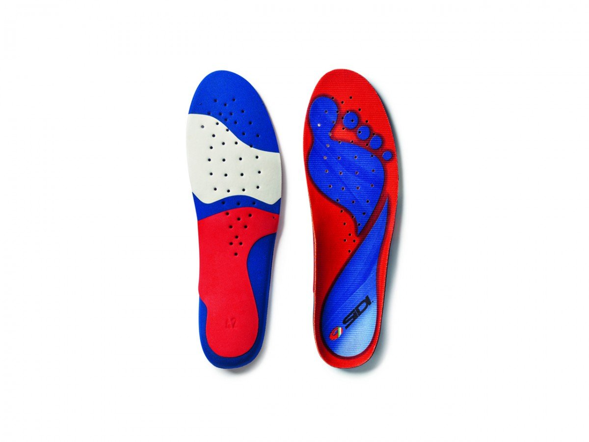 EAN-code: 8017732477750 Brand: SIDI Product: MEMORY INSOLE MAAT 47 (Part-No: MRSOMEMORY-ROBL-47) at cycleXperience.nl