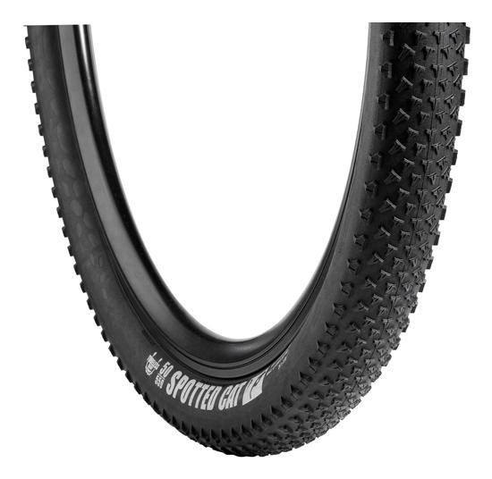 EAN-code: 8714692249686 Brand: VREDESTEIN Product: BUITENBAND MTB 29X2.0 SPOTTED CAT VOUW (Part-No: 691500) at cycleXperience.nl