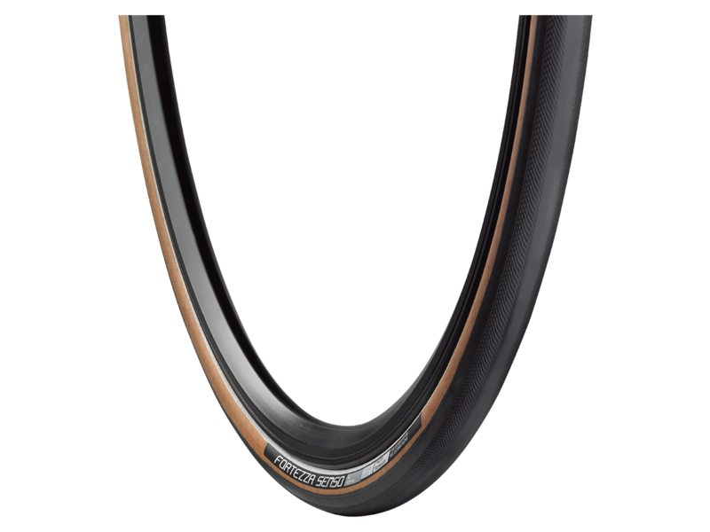 EAN-code: 8714692333132 Brand: VREDESTEIN Product: BUITENBAND RACE 700X25MM FORTEZZA SENSO ALL WEATHER ZWART/TRANSPARANT (Part-No: 713760) at cycleXperience.nl