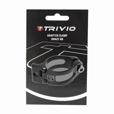 EAN-code: 8718223000906 Brand: TRIVIO Product: KLEMBAND 34.9MM AANLAS VOORDERAILLEUR (Part-No: THV027849) at cycleXperience.nl