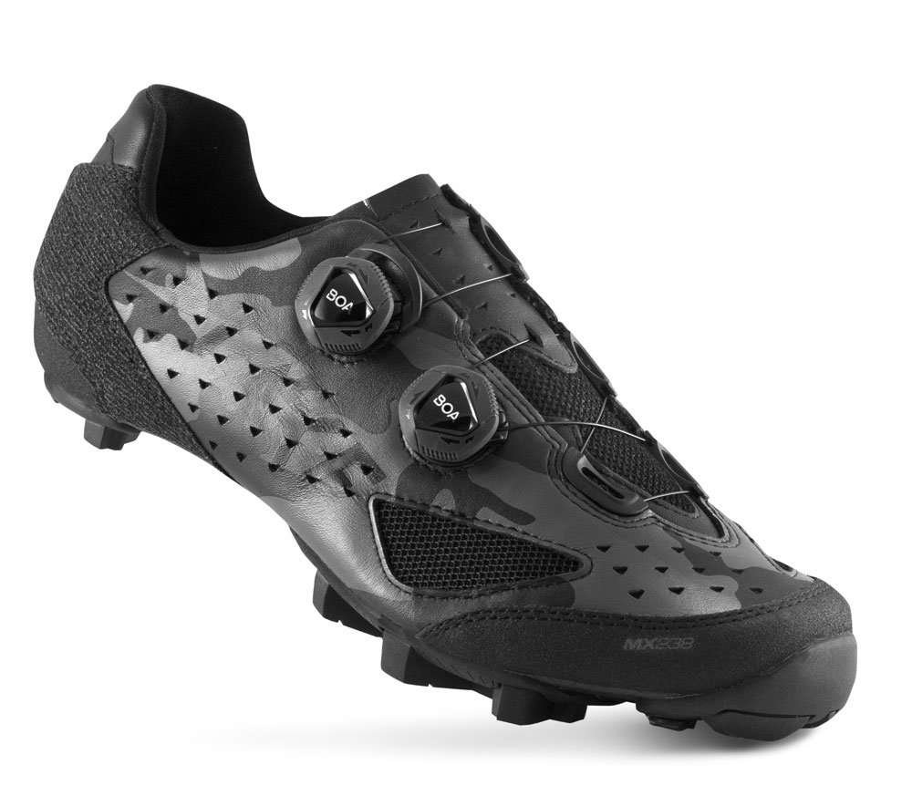 EAN-code: 8718568117291 Brand: LAKE Product: SCHOENEN MTB MAAT 41 MX238 CAMO ZWART (Part-No: 720613) at cycleXperience.nl