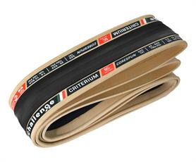 EAN-code: 8855627001259 Brand: CHALLENGE Product: BUITENBAND 700X25MM CRITERIUM SC ZWART/WIT (Part-No: THV040997) at cycleXperience.nl