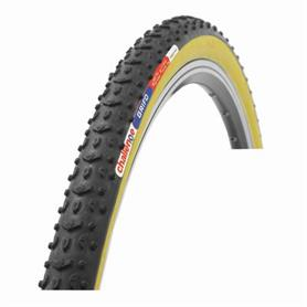 EAN-code: 8855627006032 Brand: CHALLENGE  Product: BUITENBAND CROSS 700X33MM GRIFO VOUW ZWART/BRUIN (Part-No: THV034091) at cycleXperience.nl