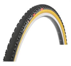 EAN-code: 8855627108101 Brand: CHALLENGE Product: TUBE CROSS 700X33MM  CHICANE ZWART/BRUIN (Part-No: THV037809) at cycleXperience.nl